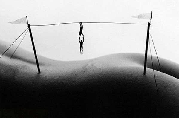 Bodyscapes by Allan Teger (Необычные пейзажи Алана Тигера) - №3