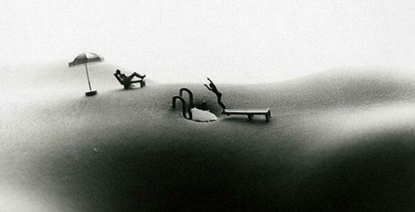 Bodyscapes by Allan Teger (Необычные пейзажи Алана Тигера) - №7