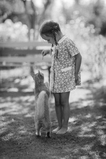 Ольга Стырова - Детство
