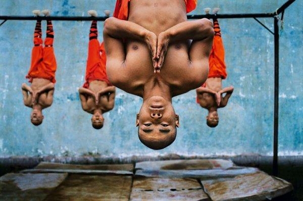 Обучение шаолиньских монахов - Эмоции людей
