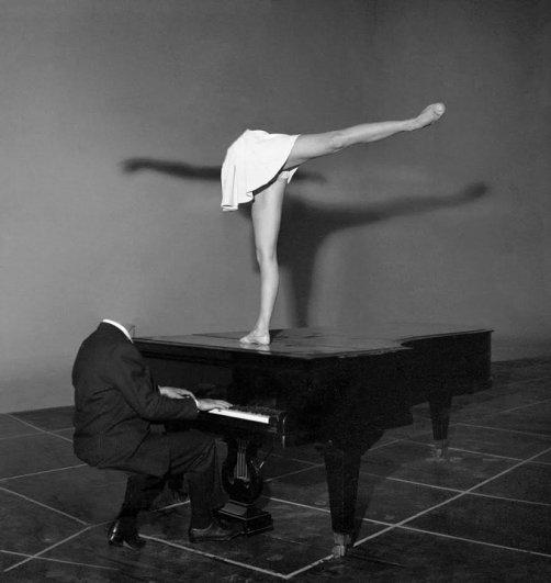 Прекрасные фото-манипуляции бельгийского художника Ноэ Сендаса (Noé Sendas) - №8