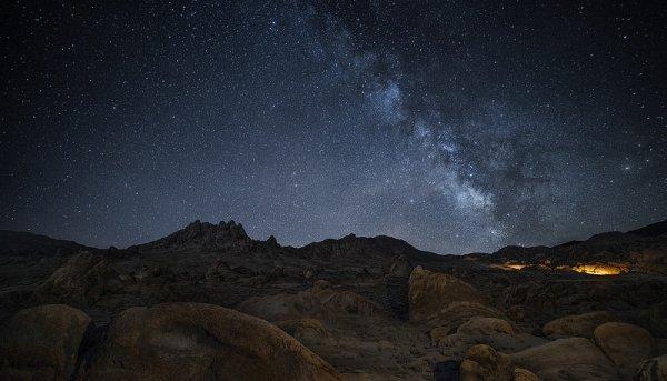фото звёздного неба посмотреть 3