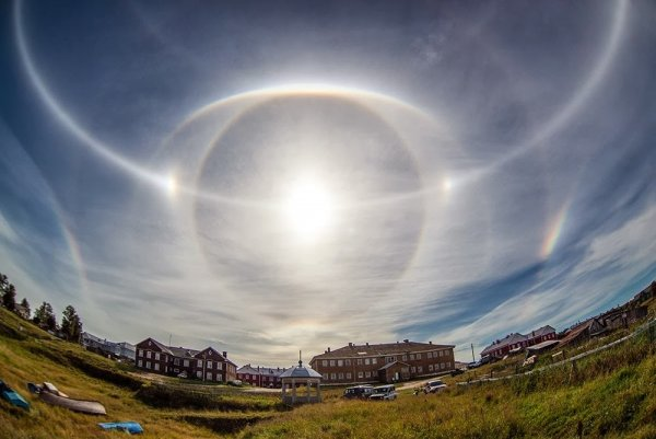 Солнечные явления