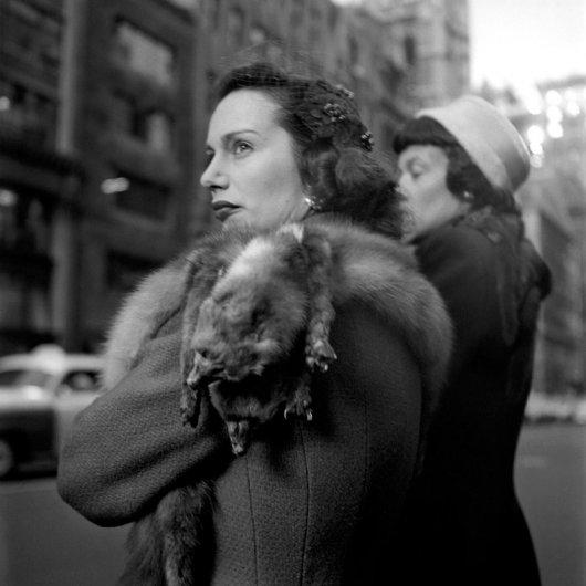 """Фотограф Вивиан Майер (Vivian Maier) (рубрика """"Вдохновение"""") - №3"""