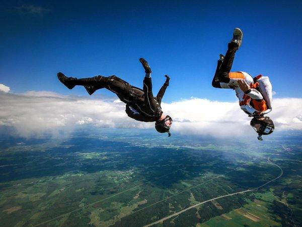 как стать профессиональным фотографом - Угол полёта. Автор фото: Дэвид Бенгтссон