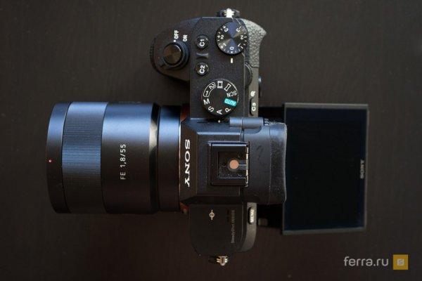 полнокадровые цифровые фотоаппараты
