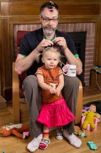 - У меня есть дочь, поэтому я буду прекрасен всегда!!! ;)) - №16