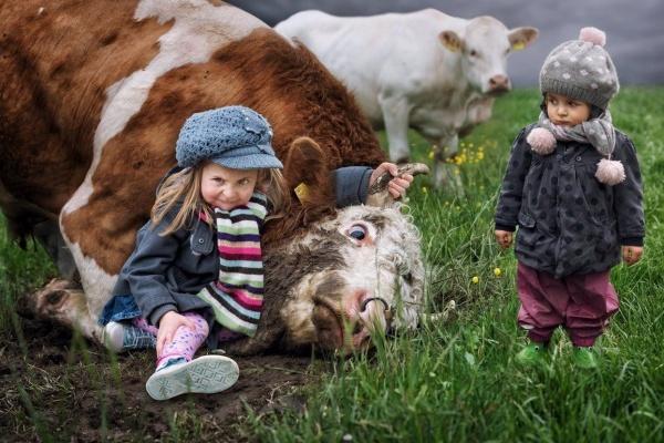 Дети это радость