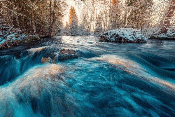 Александр Ермолин - Быстрая река