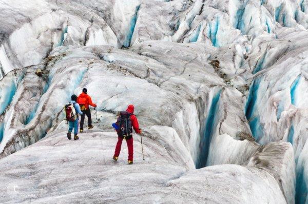 Роман Краля - Ледник