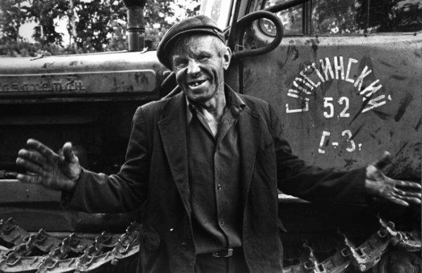 Советский фотограф