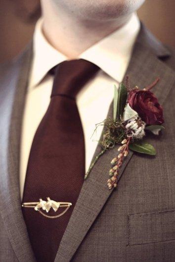 Свадьба в цвете МАРСАЛА - №4
