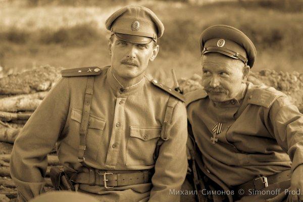 Михаил Симонов