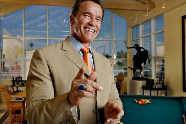 Фотографии знаменитостей: Арнольд Шварценеггер (Arnold Schwarzenegger) 2