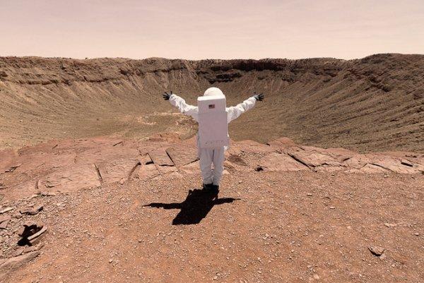 Фото с Марса 12