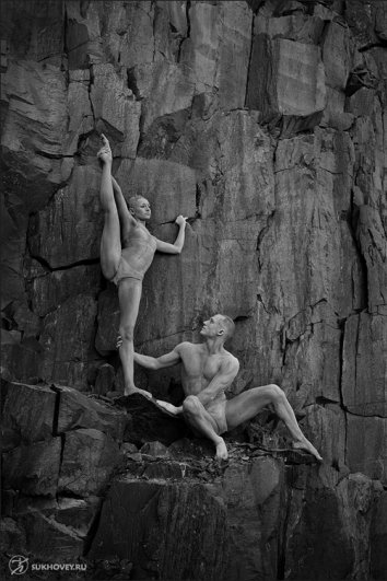 Ожившие камни. Автор: Сергей Суховей