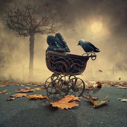Фотомонтаж про птиц