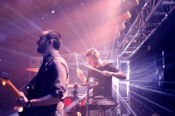 лучшие фото музыкантов на сцене