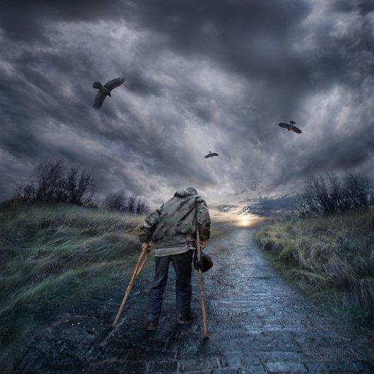 «Длинная дорога». Автор: Владимир Прошин