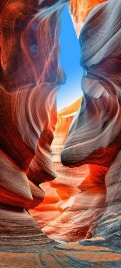 «Antelope Canyon». Автор: Lucky Photographer