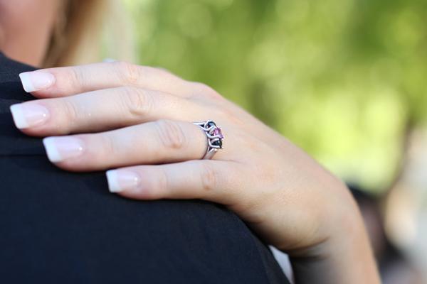 свадебная съемка фото кольца