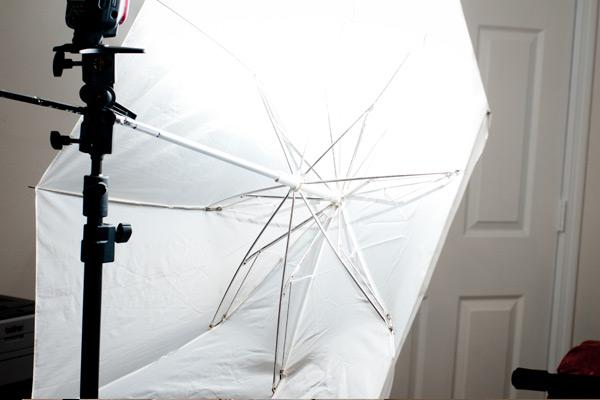 Осветительное оборудование – зонт
