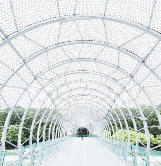 Архитектурные фото в блоге