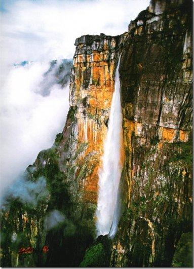 фото водопада Анхель 5