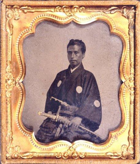 Первая японская миссия в Соединенные Штаты, 1860