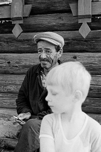 В. Филонов. Из серии По дорогам России. 1982-84 (2).