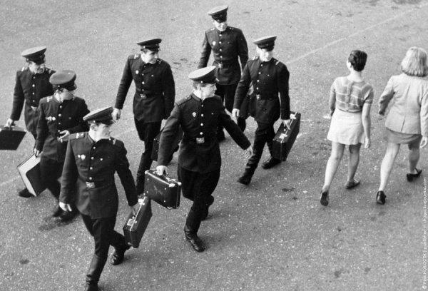Вильнюс, 1965 год.