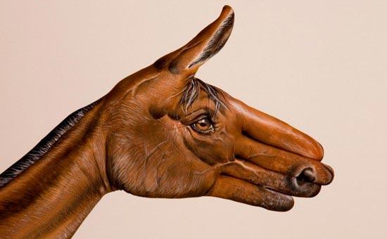 Фото животных из рук 8