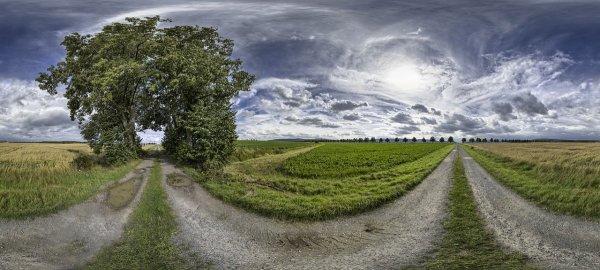 Сферические панорамы 1