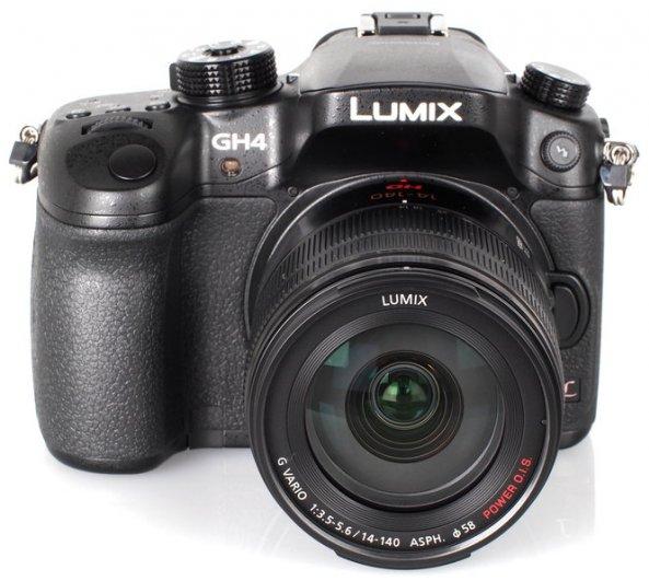 Panasonic LUMIX DMC-GH4RE