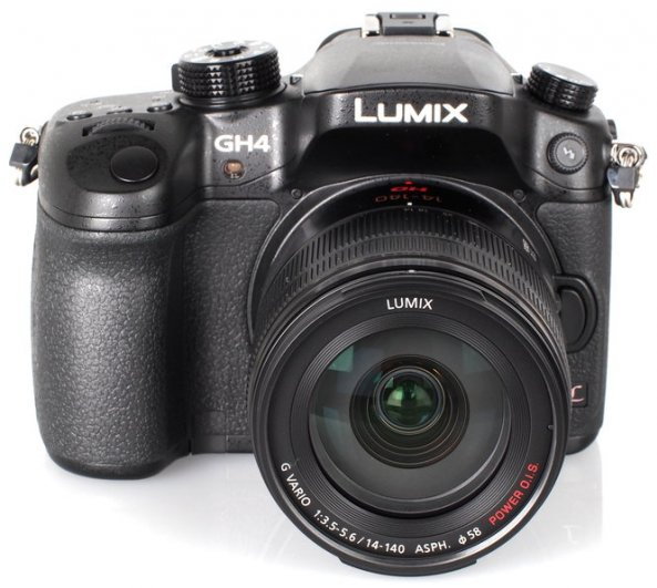 Panasonic LUMIX DMC-GH4RE