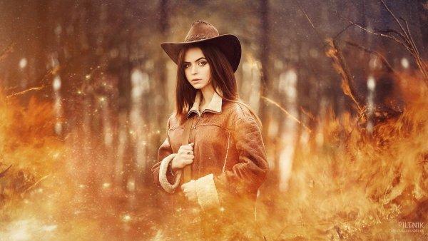 Огонь. Автор фото: Сергей Пилтник