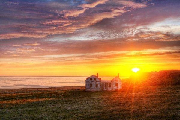 идеальное место в мире для жизни (Flickr: stuckincustoms)