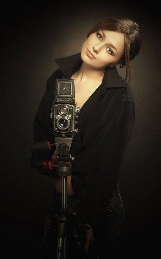 The tired photographer... Автор фото: Михаил Смирнов