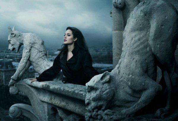 фотографии Энни Лейбовиц – Анджелина Джоли
