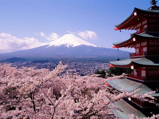 фото гор 22 – Фудзияма