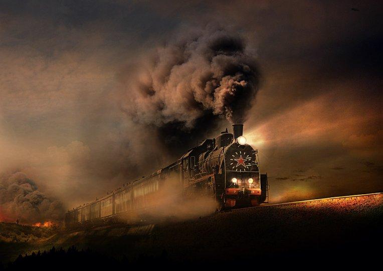 В новую жизнь... Автор фото: Борис Соломатин