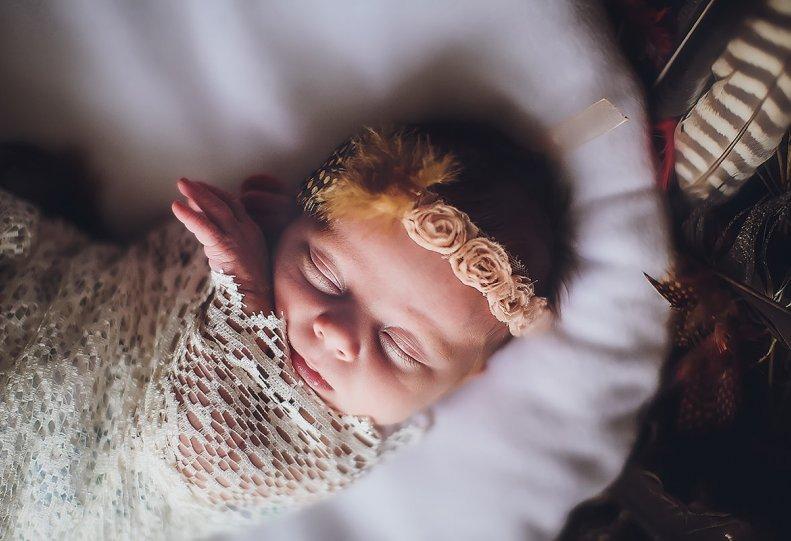 Автор: Наталья Коледа – фото младенцев