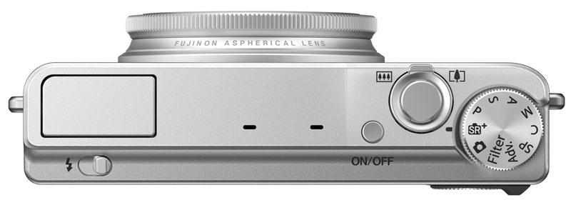 Обзор камеры Fujifilm XQ1 8