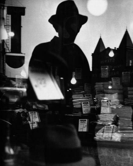 Фото Лизетт Модел. 1939 год