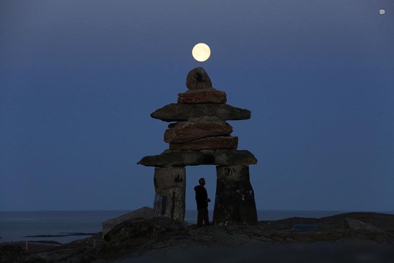 Фотограф: Chris Wattie — фото Полнолуния 19