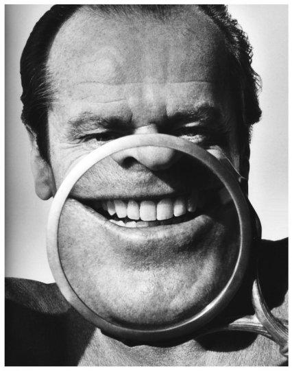 Джек Николсон, 1986 г.