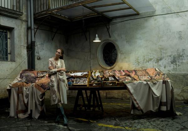 Самый необычный fashion-фотограф современности Eugenio Recuenco - №22