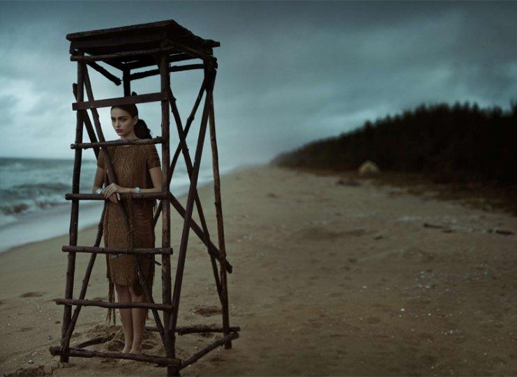 Самый необычный fashion-фотограф современности Eugenio Recuenco - №16