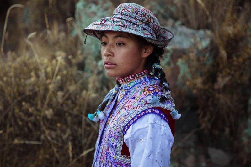 Долина реки Колка, Перу