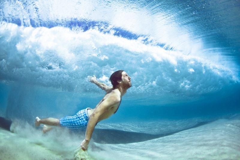 Марк Типпл - Под водой - №2